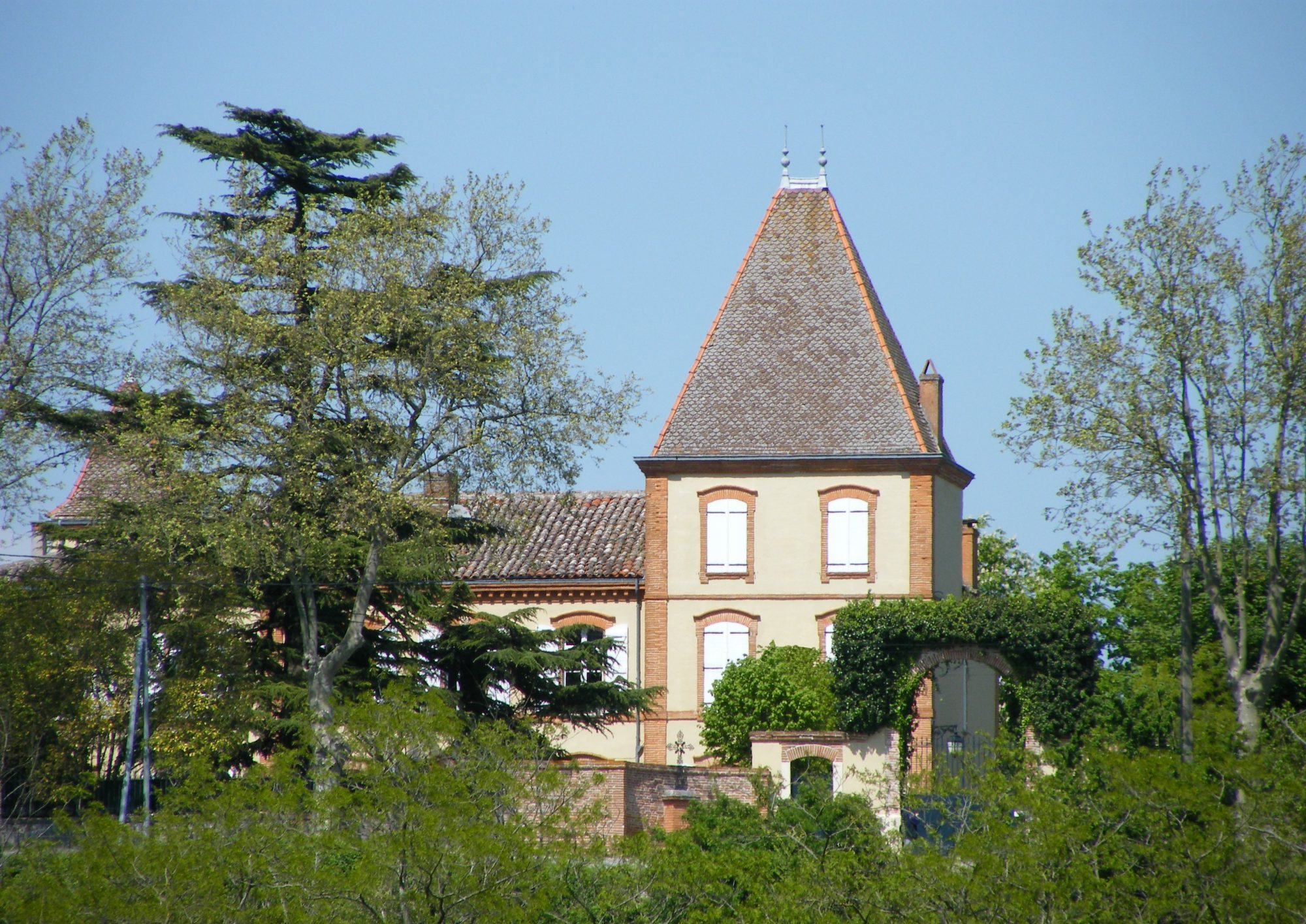 CAUJAC - Village remarquable de Haute-Garonne